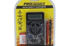 (1009044) Портативный мультиметр Proconnect (13-3012) M832(DT832)