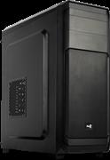 (1010912) Корпус Aerocool AERO-300 черный без БП ATX 6x120mm 2xUSB2.0 1xUSB3.0 audio bott PSU