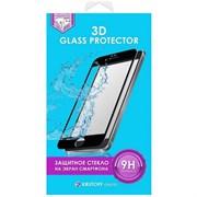 (1011096) Стекло защитное 3D Krutoff Group для iPhone X/XS (black)