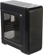 (1013077) Корпус Accord A-SMB черный без БП mATX 5x120mm 2xUSB2.0 1xUSB3.0 audio bott PSU