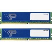 (1013278) Память DDR4 2x4Gb 2133MHz Patriot PSD48G2133KH RTL PC4-17000 CL15 DIMM 288-pin 1.2В