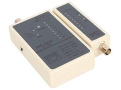 (1014241) Telecom  [6926123450024] LAN тестер ST-248 для  RJ-11, RJ-12, RJ-45, BNC