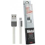 (1016014) USB кабель micro REMAX Platinum RC-044m (1m) white