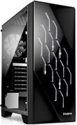 (1016024) ZALMAN S1 MidiTower без Б/П ATX MicroATX MiniITX Цвет черный S1