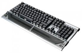 (1016232) Клавиатура Oklick 980G HUMMER механическая черный USB LED