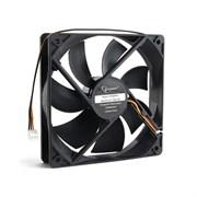 (1016489) Вентилятор Gembird, 92x92x25, гидродинамический, 3 pin, провод 30 см