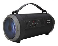 (1016502) Колонка порт. Digma S-35 черный 18W 1.0 BT/USB 1800mAh (SP3518B)