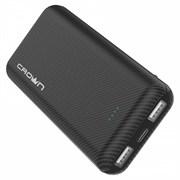 (1016590) Зарядное устройство CMPB-2003 black (power bank, 20000mAh, Li-Pol, входы: micro-USB/type-C - выходы: 2*USB(A)+type-C QC3.0, PD18W)