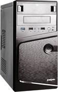 (1017393) Exegate EX271407RUS Корпус Minitower Exegate BA-121U Black, mATX <AA400, 80mm> 2*USB2.0+1*USB3.0, Audio