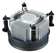 (1017460) Устройство охлаждения(кулер) Deepcool Theta 21 PWM Soc-1150/1151/1155/ 4-pin 18-33dB Al 95W 370gr Re