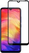 (1016958) Стекло защитное Full Glue Krutoff для Xiaomi Redmi Note 7 черное