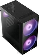 (1017517) Корпус Aerocool Python-G-BK-v1 черный без БП ATX 1x120mm 2x200mm 2xUSB2.0 1xUSB3.0 audio CR bott PSU