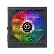 (1017727) Блок питания Thermaltake ATX 550W Litepower RGB 550 (24+4+4pin) APFC 120mm fan color LED 5xSATA RTL