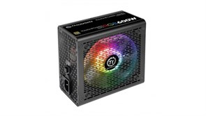 (1017725) Блок питания Thermaltake ATX 600W Toughpower GX1 RGB 80+ gold (24+4+4pin) APFC 120mm fan color LED 8 (PS-TPD-0600NHFAGE-1)
