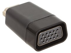 (1017492) Gembird Переходник HDMI-VGA Cablexpert A-HDMI-VGA-001, 19M/15F