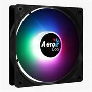 (1018114) Вентилятор Aerocool Frost 8 80x80 3-pin 4-pin(Molex)28dB 90gr LED Ret