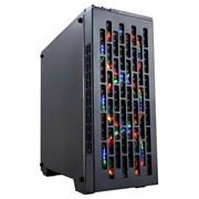 (1018104) Корпус Formula CT-723 черный без БП ATX 1x120mm 2xUSB2.0 1xUSB3.0 audio bott PSU