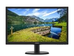 """(1018256) Монитор Philips 23.6"""" 243V5QHSBA (00/01) черный VA LED 16:9 DVI HDMI Mat 250cd"""