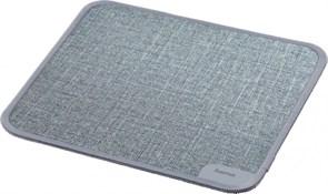 (1018507) Коврик для мыши Hama Textile Design серый