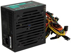 (1018592) Блок питания Aerocool ATX 600W VX PLUS 600W (24+4+4pin) 120mm fan 3xSATA RTL