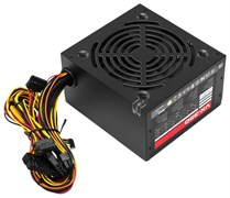 (1018591) Блок питания Aerocool ATX 350W VX PLUS (24+4+4pin) 120mm fan 2xSATA RTL