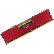 (1018711) Память DDR4 4Gb 2400MHz Corsair CMK4GX4M1A2400C16R RTL PC4-19200 CL16 DIMM 288-pin 1.2В