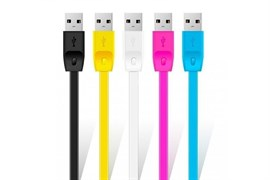 (1019125) USB кабель micro REMAX Full Speed RC-001m (2m) pink