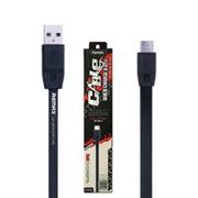(1019087) USB кабель micro REMAX Full Speed RC-001m (2m) black