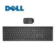 (1019045) Клавиатура + мышь Dell KM636 клав:черный мышь:черный USB беспроводная slim Multimedia