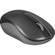 (1019020) Мышь беспроводная USB OPTICAL WRL MM-285 BLACK 52285 DEFENDER