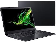 """(1019749) Ноутбук Acer Aspire 3 A315-42-R4WX Ryzen 7 3700U, 8Gb, SSD256Gb, AMD Radeon Rx Vega 10, 15.6"""", FHD (1920x1080), Linux, black, WiFi, BT, Cam"""
