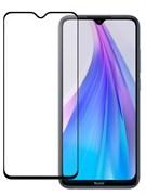 (1018555) Стекло защитное Full Glue Krutoff для Xiaomi Redmi 8 черное