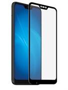 (1018556) Стекло защитное Full Glue Krutoff для Xiaomi Mi 9 Pro черное