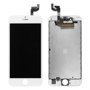 "Матрица и тачскрин (сенсорное стекло) NT для смартфона AP iPhone 6, 4,7"" 1334x750, Белый"