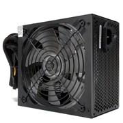 (1019660) Блок питания CROWN CM-PS600W PLUS (ATX 160мм, max 600W, 20+4in 500mm, 140mm FAN, SATA*4, PATA*4, 4+4pin, 6+2pin PCI-E*2, кабель 1.2м, плёнка OEM)