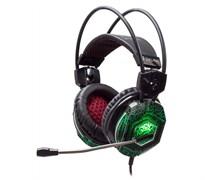 (1019678) Наушники с микрофоном Oklick HS-L500G TOXIC черный 2.2м мониторные (HS-L500G)