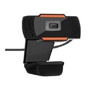 (1019797) CBR CW 850HD Black, Веб-камера с матрицей 1 МП, разрешение видео 1280х720, USB 2.0, встроенный микрофон с шумоподавлением, автофокус, крепление на мониторе, длина кабеля 1,5 м, цвет чёрный