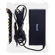 (1019875) Блок питания Buro BUM-1130M90 ручной 90W 12V-20V 11-connectors 3.75A 1xUSB 1A от бытовой электросети