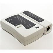 (66962)  Тестер кабеля многофункциональный 5bites LY-CT005 для UTP/ STP RJ45, RJ11/ 12