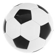 (1020740) Мяч футбольный  размер 3, 170 гр, 32 панели, 3 подслоя, машин. сшивка 1026013