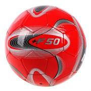 (1020787) Мяч футбольный +F50 размер 5, 310 гр, 32 панели, PVC, 4 подслоя, машин. сшивка 488230
