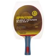 (1020797) Ракетка для игры в настольный теннис Sprinter, для тренировки и подготовки юных спортсменов 5109118