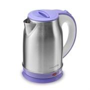 (1020465) Чайник электрический LuazON LSK-1814, 1800 Вт, 1.8 л, фиолетовый   4484960
