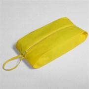 (1020873) Сумка для обуви 37*10*16, 1 отд на молнии, желтый 2577905