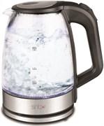 (1020366) Чайник Sinbo SK 7368 1.8л. 2200Вт черный (стекло)