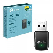 (1020405) TP-Link Archer T3U AC1300 Мини Wi-Fi MU-MIMO USB-адаптер