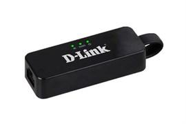 (1020409) Сетевой адаптер Gigabit Ethernet D-Link DUB-1312/B1A USB 3.0