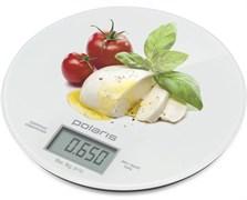 (1018645) Весы кухонные электронные Polaris PKS 0835DG Caprese макс.вес:8кг рисунок
