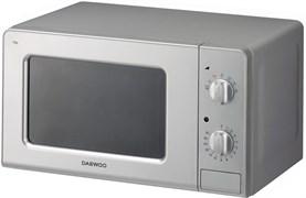 (1018129) Микроволновая Печь Daewoo KOR-7707S 20л. 700Вт серебристый