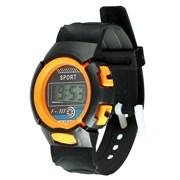 """(1020940) Часы наручные детские """"Спорт"""", электронные, ремешок силикон, микс, l=23 см 1379695"""